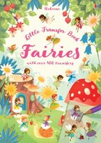 Little Transfer Book: Fairies Paperback  by ABIGAIL WHEATLEY
