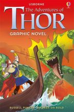 The Adventures of Thor Graphic Novel Paperback  by Russell Punter