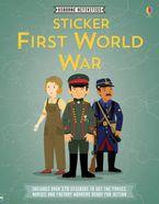 Sticker First World War Paperback  by Struan Reid