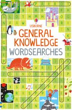 General Knowledge Wordsearches Paperback  by Phillip Clarke