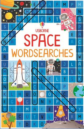Space Word Searches