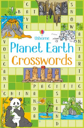 Planet Earth Crosswords