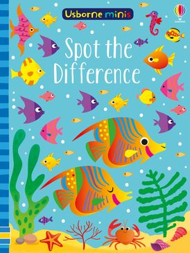 Usborne Minis: Spot the Difference