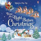 Twas The Night Before Christmas Hardcover  by Susanna Davidson