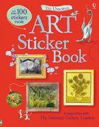 Art Sticker Book