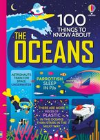 100 Things To Know About Oceans Hardcover  by Various