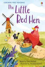 First Reading Level 3: The Little Red Hen Hardcover  by Fiona Patchett