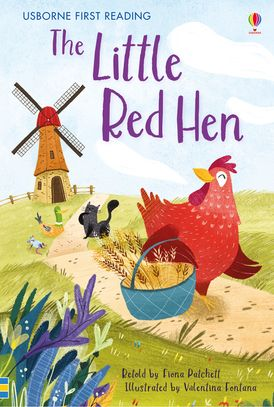 First Reading Level 3: The Little Red Hen