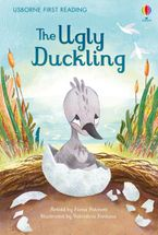 First Reading Level 4: The Ugly Duckling Hardcover  by Fiona Patchett