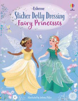 Sticker Dolly Dressing Fairy Princesses