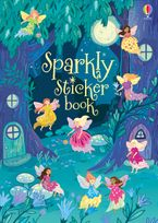 Little Sparkly Sticker Book Paperback  by Fiona Patchett