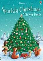 First Sticker Sparkly Christmas Paperback  by TBC
