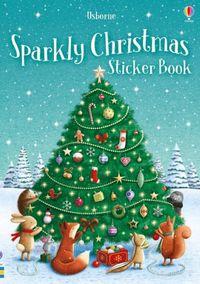 first-sticker-sparkly-christmas