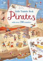 Little Transfer Book: Pirates