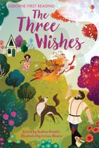 First Reading Level 4: The Three Wishes Hardcover  by Andy Prentice