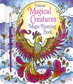 Magical Creatures Magic Painting Book Paperback  by ABIGAIL WHEATLEY
