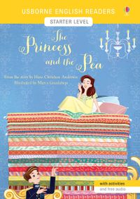english-readers-starter-level-the-princess-and-the-pea