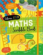 Maths Scribble Book Paperback  by Alice James