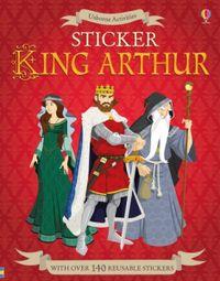 sticker-king-arthur