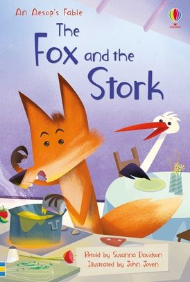 First Reading 4: The Fox and the Stork