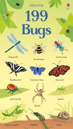 199 Bugs Board Book Paperback  by HANNAH WATSON