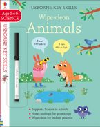 Wipe Clean Animals 5-6