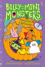 Billy and the Mini Monsters: Monsters at Halloween Hardcover  by Susanna Davidson