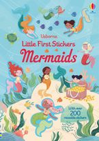 Little First Stickers: Mermaids Paperback  by Holly Bathie