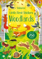 Little First Stickers: Woodlands