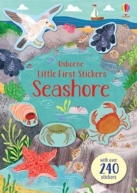 Little First Stickers: Seashore