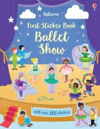 first-sticker-book-ballet-show