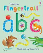 Fingertrail ABC Hardcover  by Felicity Brooks