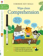 Key Skill Wipe-Clean: Comprehension 6-7 Paperback  by Caroline Young