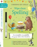 Key Skills Wipe-Clean:  Spelling 8-9 Paperback  by Caroline Young
