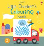 Little Children's Colouring Book Paperback  by Mary Cartwright