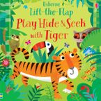 Hide and Seek in the Jungle BB Hardcover  by SAM TAPLIN