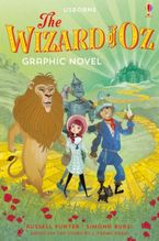 Graphic Novels: The Wizard of Oz Paperback  by Russell Punter