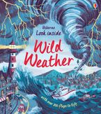 Look Inside: Wild Weather Hardcover  by Emily Bone