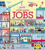 Look Inside Jobs Hardcover  by Lara Bryan