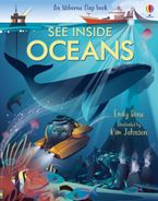 See Inside Oceans Hardcover  by Emily Bone