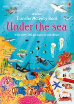 Little Transfer Book Under the Sea