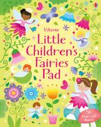 Little Childrens Fairies Pad Paperback  by Kirsteen Robson
