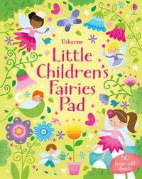 little-childrens-fairies-pad