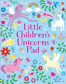 Little Childrens Unicorns Pad