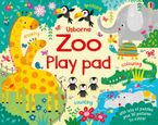 Zoo Play Pad Paperback  by Kirsteen Robson