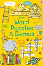 Word Puzzles and Games Paperback  by Phillip Clarke