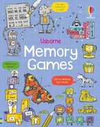 Memory Games Paperback  by Phillip Clarke