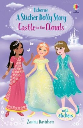 Sticker Dolly Dressing Stories 5: Castle In The Clouds