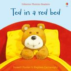 Ted In A Red Bed Paperback  by Russell Punter
