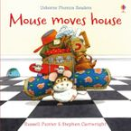 Mouse Moves House Paperback  by Russell Punter